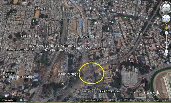 anand rao circle bangalore map Bbmp Aims To Fix Anand Rao Circle Underpass In 4 Months anand rao circle bangalore map