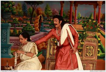 Sadarame play, ranga shankara