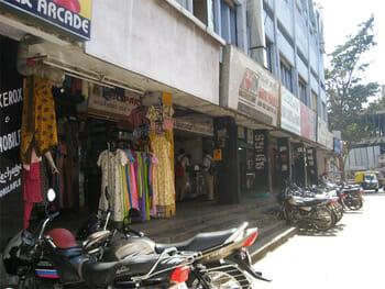Jayanagar shopping complex