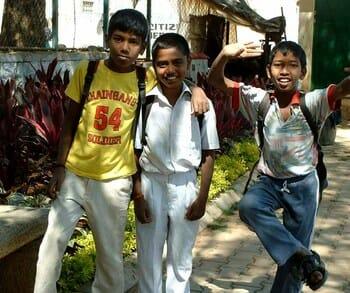 govt school children