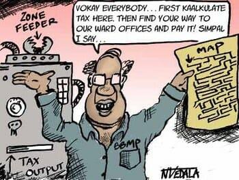 BBMP Tax Officer
