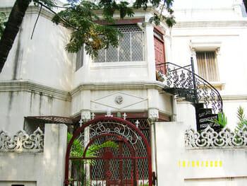 Dr. Maasti Venkatesh Iyengar's house