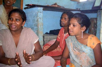 Hijras explaining their side of the story
