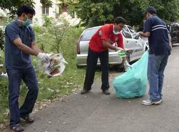 clean Bengaluru campaign