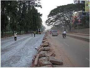 Sankey road
