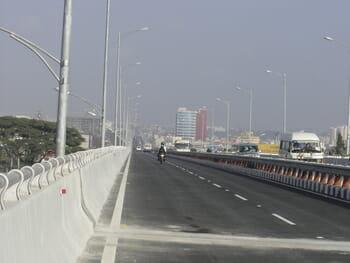 Hosur rd elevated highway