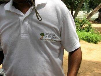 C G Logo T-shirt, Bengalooru