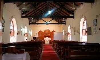 Church whitefield