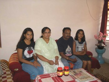 T alagiri swamy - family