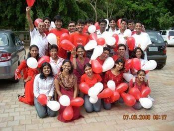 Sankalp Volunteers (pic courtesy: Sankalp)