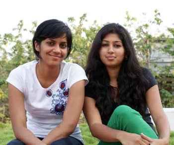 Savita Vijayakumar and Eshanya Karle