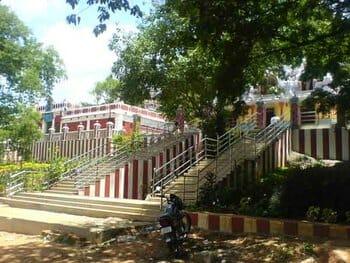 Kadu Malleswara Temple (pic: Poornima Dhasarathi)