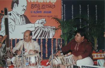 Table Pandit's Ravindra Yavagal Concert