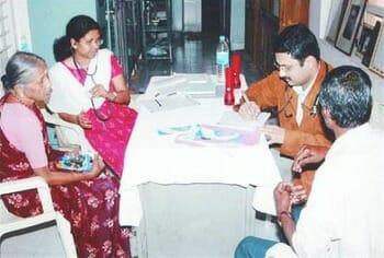 Cardiac health camps (Pic: Udayabhanu Kala Sangha)