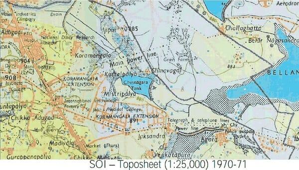 Meistripalya topology map