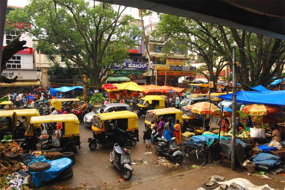 Make Commercial St, Malleswaram 8th Cross, Gandhi Bazaar ...