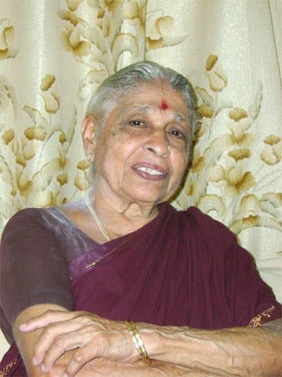 Jayalakshmi - for Life Positive article