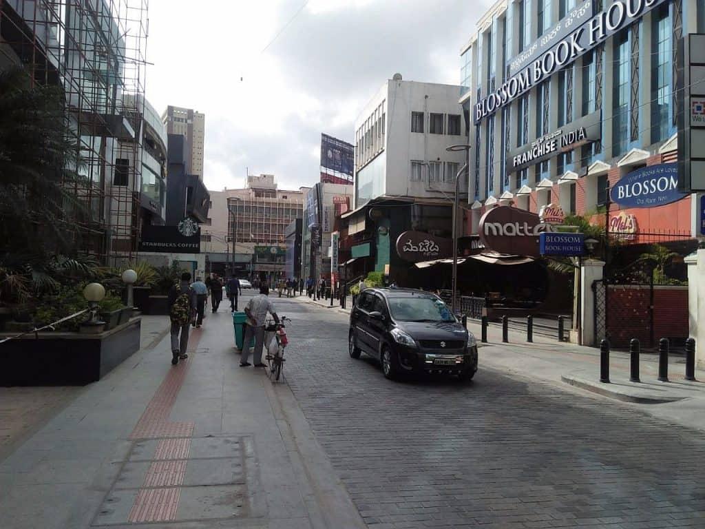 Tender S.U.R.E Road - Church Street, Bengaluru