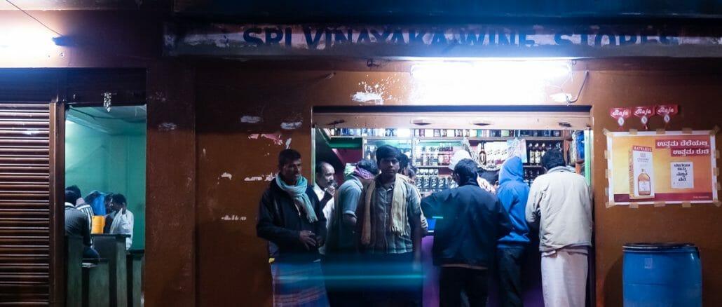 Alcohol Consumption in Bangalore
