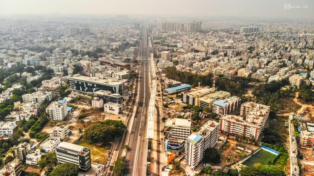 Bengaluru Silk Board Junction