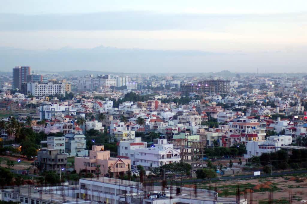 buildings in peripheral areas