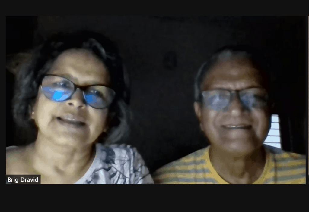 Vinaya and Arun David