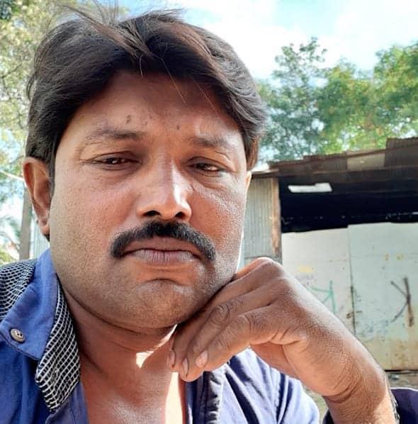 Chandpash selfie