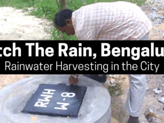 rainwater harvesting in bengaluru