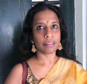 Tara Krishnaswamy of CfB (Citizens for Bengaluru)