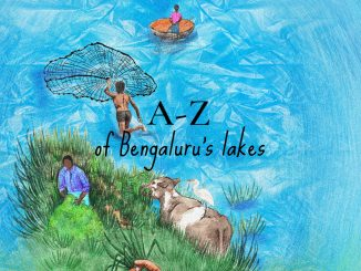 A-Z of lakes booklet