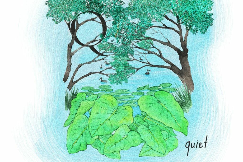 quiet in lakes