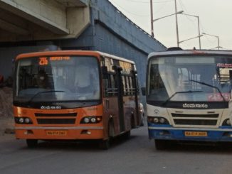 bmtc buses