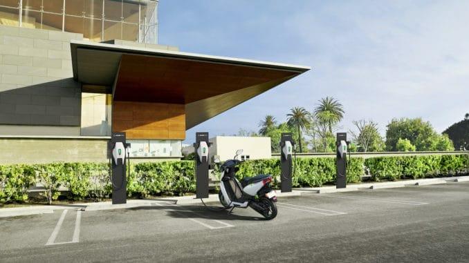 Community charging station