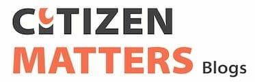 Citizen Matters, Blogs