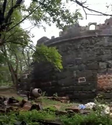 Belapur Fort June 2021