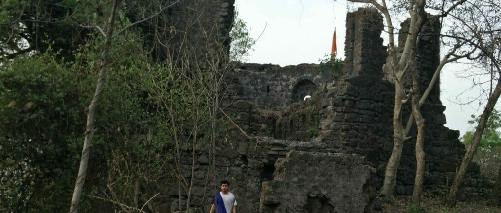 Belapur Fort in 2016