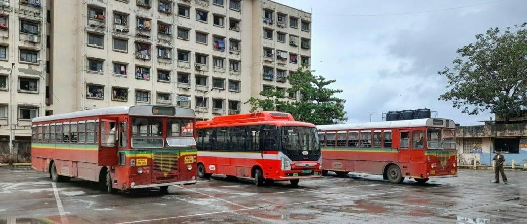 BEST buses