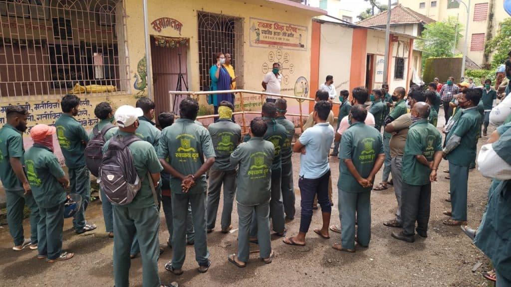 Snake awareness at PMC