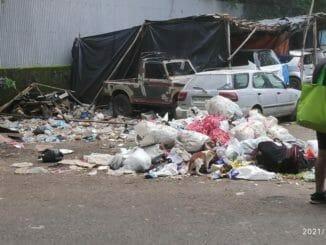garbage dump in Kandivali