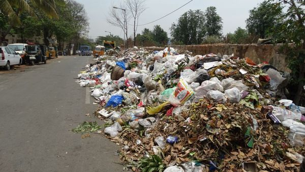waste problem in indian cities