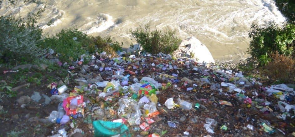 Yamuna pollution