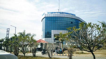 Smart city projects coordination centre dehradun