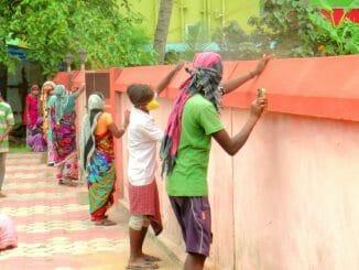 Orissa govt's urban work programme in 2020