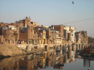 Delhi slum clusters face monsoon brunt