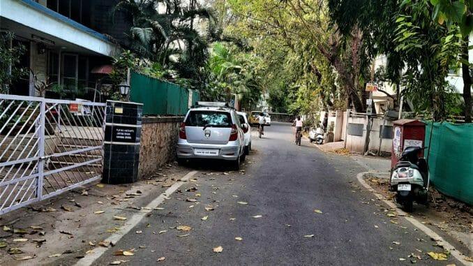 Pune road widening