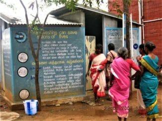public toilets covid risk