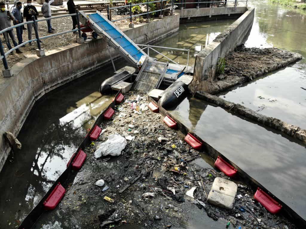 Hussain Sagar Lake Cleanup