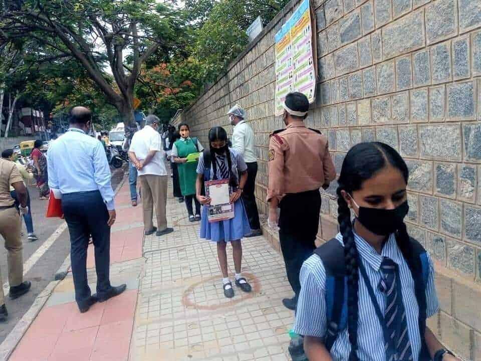 CBSE Board Exams held in July 2020 in Bengaluru