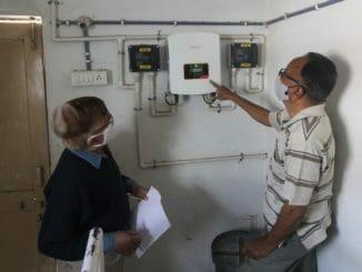 Water metering in Ahmedabad colonies
