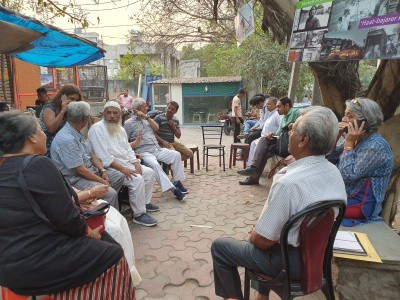 Oral history of Delhi shared and recorded by citizens